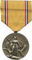 American Defense 1941-1945