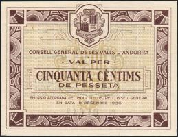 Andorra P.05 50 Centims 1936 (1)