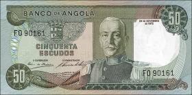 Angola P.100 50 Escudos 1972 (1)
