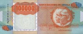 Angola P.133x 100.000 Kwanzas 1991 (1)
