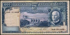 Angola P.098 1000 Escudos 1970 (3)