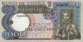 Angola P.108 1000 Escudos 1973 (1/1-)