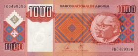 Angola P.150a 1000 Kwanzas 2003 (1)