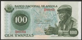 Angola P.115 100 Kwanzas 1979 (1)