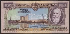 Angola P.087 20 Escudos 1956 (2)