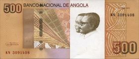 Angola P.155 500 Kwanzas 2012 (1)