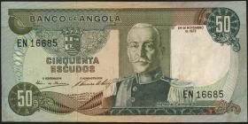 Angola P.100 50 Escudos 1972 (2)