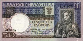 Angola P.105 50 Escudos 1973 (1)