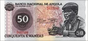 Angola P.114 50 Kwanzas 1979 (1)
