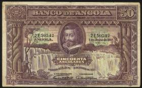 Angola P.074 50 Angolares 1927 (4)