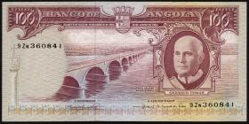 Angola P.094 100 Escudos 1962 (1/1-)