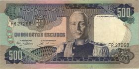 Angola P.102 500 Escudos 1972 (3)