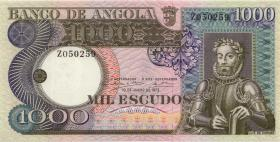 Angola P.108 1.000 Escudos 1973 (1)