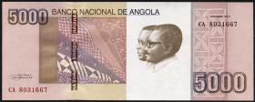 Angola P.158 5000 Kwanzas 2012 (1)
