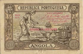 Angola P.062 50 Centavos 1921 (4)