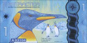 Antarctica 1 Dollar 2015 Polymer (1)