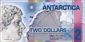 Antarctica 2 Dollars 2008 Polymer (1)
