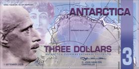 Antarctica 3 Dollars 2008 Polymer (1)
