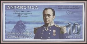 Antarctica 10 Dollars 2001 (1)