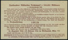 Propagandanote Antisemitisch NSDAP (3)