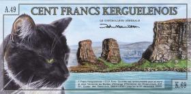 Archipel des Kerguelen 100 Francs 2010 (1)