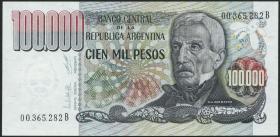 Argentinien / Argentina P.308b 100.000 Pesos (1979-83) (1)