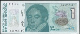 Argentinien / Argentina P.323b 1 Austral (1985-89)
