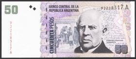 Argentinien / Argentina P.350 50 Pesos (1999-2003) (1)