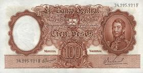 Argentinien / Argentina P.277 100 Pesos (1967-69) (1)
