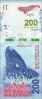 Argentinien / Argentina P.neu 200 Pesos (2017) (1)