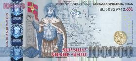 Armenien / Armenia P.54 100.000 Dram 2009 (1)