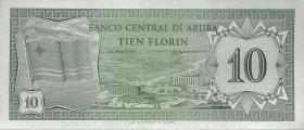 Aruba P.02 10 Florin 1986 (1)