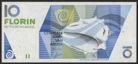 Aruba P.11 10 Florin 1993 (1)