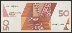 Aruba P.09 50 Florin 1990 (1)