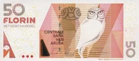 Aruba P.18a 50 Florin 2003 (1)