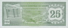 Aruba P.03 25 Florin 1986 (1)