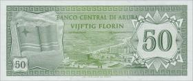 Aruba P.04 50 Florin 1986 (1)