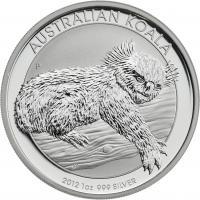 Australien Silber-Unze 2012 Koala