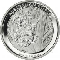 Australien Silber-Unze 2013 Koala