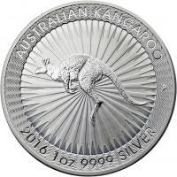 Australien Silber-Unze 2016 Känguruh