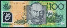Australien / Australia P.55b 100 Dollars (19)99 Polymer (1)
