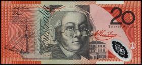 Australien / Australia P.53a 20 Dollars (19)94 Polymer (2)