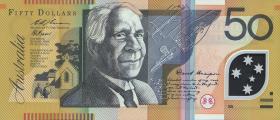 Australien / Australia P.54a 50 Dollars 1995  Polymer (1)