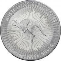 Australien Silber-Unze 2019 Känguruh