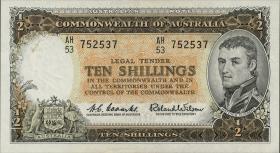 Australien / Australia P.33a 10 Shillings (1961-65) (1)