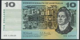 Australien / Australia P.40b 10 Dollars (1967) (2)