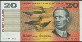 Australien / Australia P.41a 20 Dollars (1966) (3+)