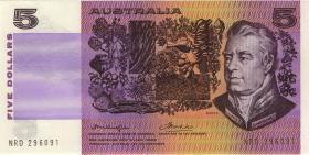 Australien / Australia P.44b1 5 Dollars (1974) (1)