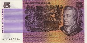 Australien / Australia P.44c 5 Dollars (1979) (2/1)