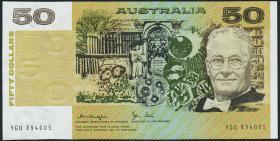 Australien / Australia P.47c 50 Dollars (1979) (1)